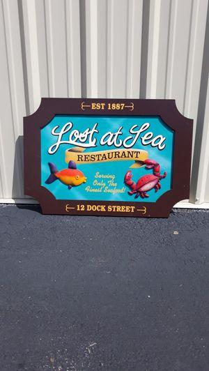 LARGE NAUTICAL RESTAURANT ART#4 for Sale in Virginia Beach, VA