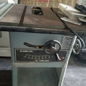 Table Saw for Sale in Richmond, TX