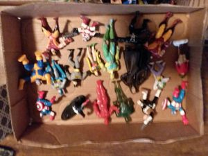 Action Figures over 50. for Sale in Schnecksville, PA