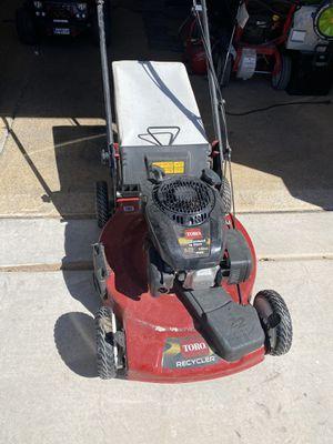 lawn Mower- 22 in. Kohler High Wheel Variable Speed Gas Walk Behind Self Propelled Lawn Mower for Sale in Las Vegas, NV