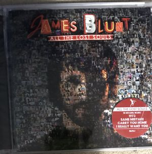 James blunt lost souls cd brand new for Sale in Bellefonte, PA