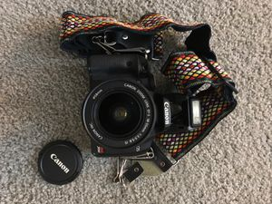Canon Rebel XSI EOS 450D 18-55 mm / 55-250mm lens for Sale in Stuart, FL