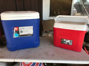 Igloo coolers for Sale in Adelanto, CA