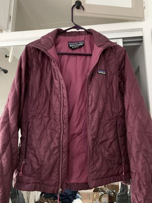 Patagonia women's jacket for Sale in Loma Linda, CA