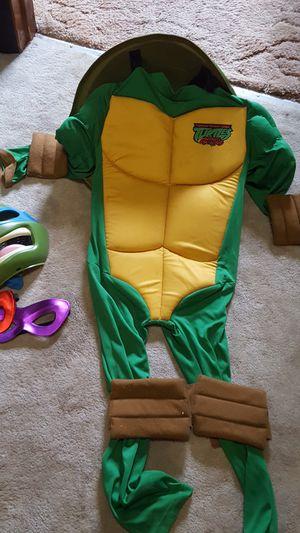 Kids Ninja Turtle Halloween costume for Sale in Perryopolis, PA