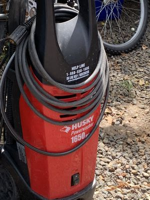 Husky electric pressure washer for Sale in Oregon City, OR