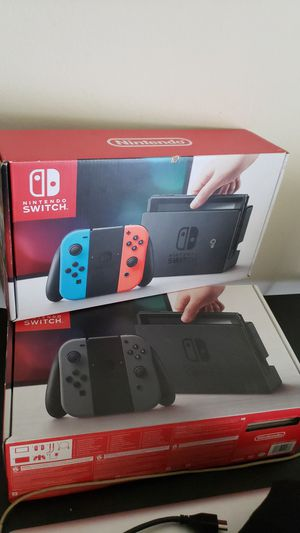 Nintendo Switch 2 BOXES for Sale in Los Angeles, CA