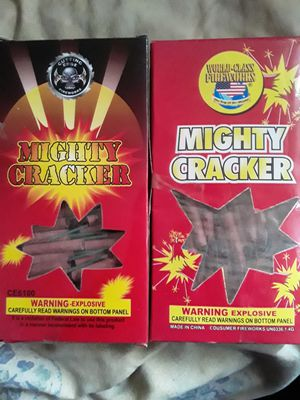 Mighty Cracker for Sale in Rohnert Park, CA