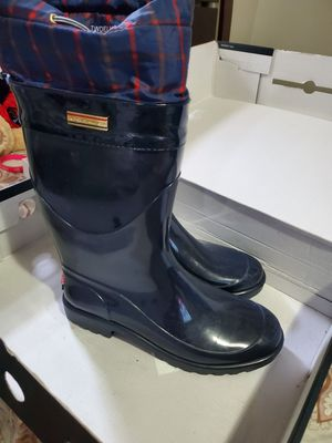 Tommy Hillfiger Rain Boots for Sale in Queens, NY
