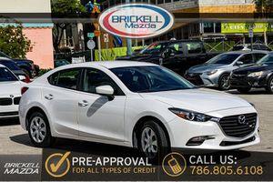 2018 Mazda Mazda3 4-Door for Sale in Miami, FL