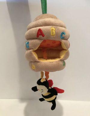 Melissa & Doug Kids ABC Musical Pull Beehive Crib Nursery Toy for Sale in Paulsboro, NJ