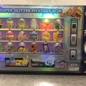 Shopkins Real Littles Super Glitter Mystery Box 197 Pcs for Sale in Alameda, CA