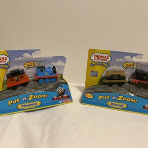 Thomas & Friends, Pull'n Zoom: Thomas And Diesel for Sale in Charlotte, NC