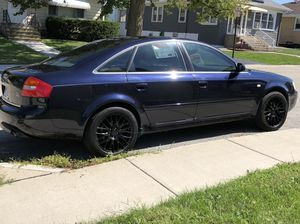 2002 Audi A6 3.0 Quattro for Sale in Lemont, IL