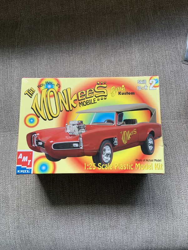 The Monkees Mobile