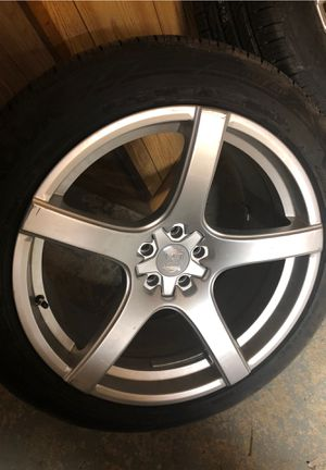 Univers size 20 rims for Sale in Lynn, MA