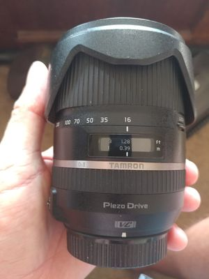 Tamron 16-300mm for Nikon for Sale in San Diego, CA