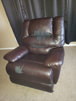 Free recliner for Sale in El Mirage, AZ