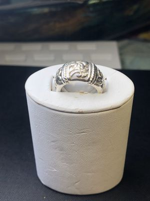 Filigree 925 sterling silver ring size 5.5 for Sale in Manassas, VA