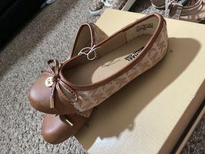 Michael Kors little girls shoes for Sale in Orange, CA