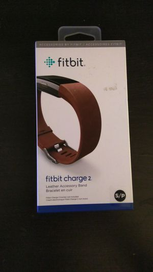 Fitbit charge 2 brown band (band only) for Sale in Annandale, VA