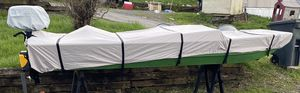 12' Jon boat and motor for Sale in White Hall, WV
