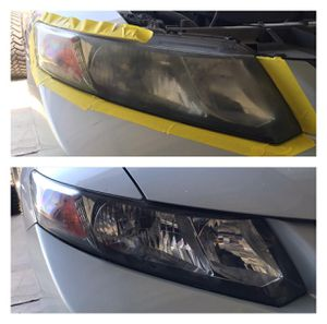 Honda civic 2006-2011 led Halogen headlight for Sale in Riverside, CA