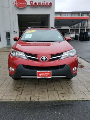 2014 Toyota RAV4 for Sale in Everett, WA