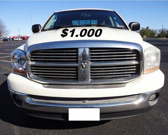 🎁($1,OOO)🍂FOR SALE 2006 Dodge Ram 1500 SLT