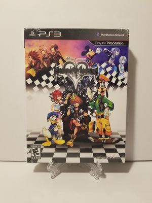 Kingdom Hearts HD 1.5 Remix Brand New for Sale in Hawthorne, CA