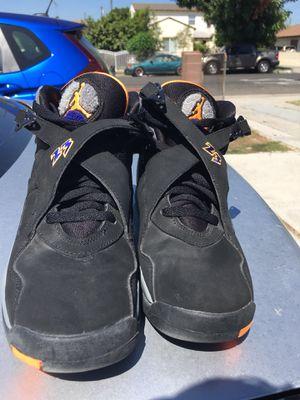 Jordan retro 8 size 7 for Sale in Norwalk, CA