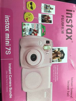 INSTAX MINI 7S CAMERAS. $30 EACH. 2854 DEWEY AVE. for Sale in NY, US