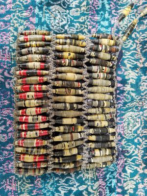 Handmade beads/handmade wristlet by a group of African women for Sale in Baltimore, MD