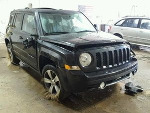 2016 Jeep Patriot Parts Only for Sale in Detroit, MI