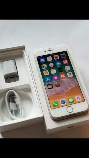 """iPhone 7, 128GB,,factory UNLOCKED excellent CONDITION """"aS liKE neW"""" for Sale in VA, US"""