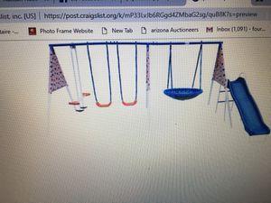 XDP Freedom Swing Set for Sale in Glendale, AZ