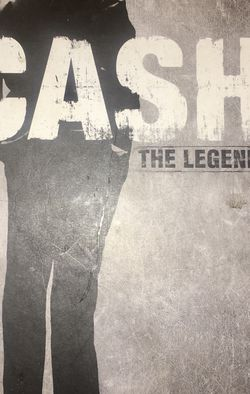 Johnny Cash: The Legend- 4 CD Set for Sale in Seattle,  WA