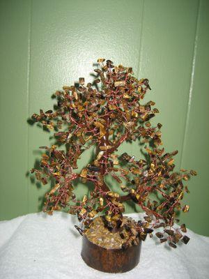 AGATE STONE TREE, TIGER EYE STONE BIDS for Sale in Jersey City, NJ