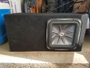 Kicker 12 inch L7 for Sale in Fort Leonard Wood, MO