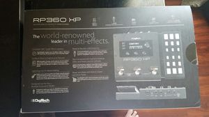 Digitech RP 360 XP like new for Sale in Tampa, FL