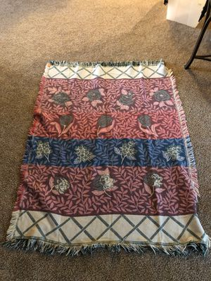 Large Cozy Afghan for Sale in West Sacramento, CA