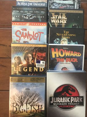 Classic DVD lot for Sale in Clearwater, FL