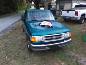 1995 Ford Ranger 2 Wheel Drive Single Cab Manual for Sale in Bartow, FL