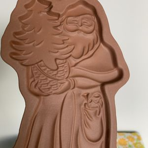 1991 Longaberger Ltd edition Kriss Kringle Christmas cookie mold. for Sale in Lakewood, WA