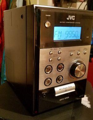 JVC Bookshelf Stereo, Model No. CA-UXG28 for Sale in Denver, CO