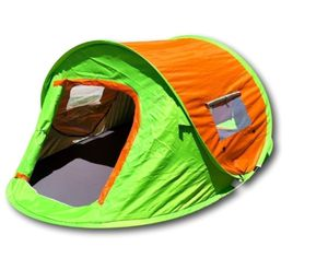 Brand new 3 person tent pop up, no set up for Sale in Campbell, CA