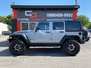 2013 Jeep Wrangler Unlimited for Sale in Ontario, CA