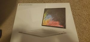 """Microsoft Surface Book 2 15"""" i7/1tb/16gb Unopened for Sale in Houston, TX"""