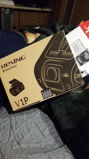 Racing Vp1 dash camera /64 gig HDT SanDisk for Sale, used for sale  Austin, TX