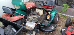 3 Yard machine lawn mowers for Sale in North Port, FL